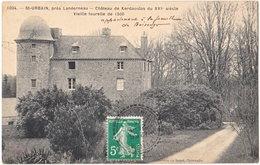 29. ST-URBAIN. Château De Kerdaoulas. 1004 - France