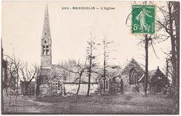 29. BRENNILIS. L'Eglise. 362 - Autres Communes