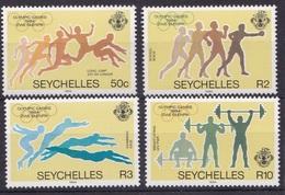Seychelles 1984 MNH**- Olympic Games Los Angeles - Seychellen (1976-...)