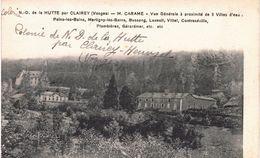 Carte Postale Ancienne De  NOTRE DAME DE LA HUTTE Par CLAIREY - Frankreich