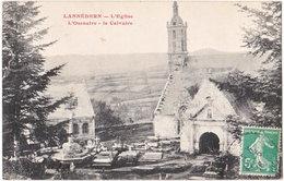 29. LANNEDERN. L'Eglise. L'Ossuaire. Le Calvaire - Autres Communes