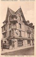 VILLERS Sur MER - Hostellerie Du Coq Hardy - Villers Sur Mer