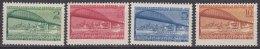 Yugoslavia Republic 1948 Mi#548-551 Mint Hinged - 1945-1992 Socialistische Federale Republiek Joegoslavië