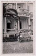 Photographie Ancienne Nice Pension Paradis Juin 1939 (photo 311) - Lieux