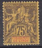 India Inde 1892 Yvert#12 Mint Hinged - India (1892-1954)