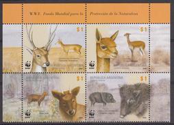 WWF - Domfil - 2002 - Nr 309 (ARGENTINIË) - MNH** - Unused Stamps