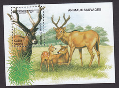 Cambodia, Scott #1916, Mint Hinged, Wildlife, Issued 1999 - Cambodge