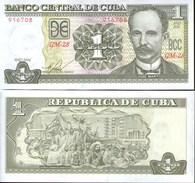 Banconota Pesos Cuba Kuba Moneda Nacional - Cuba