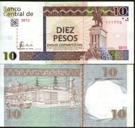 Banconota Pesos  Convertibles Cuba Kuba CUC - Cuba