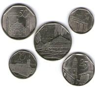 Moneta Monedas Pesos Convertibles Cuba Kuba CUC - Cuba