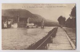 SEYSSEL - Avenue De La Gare - Seyssel