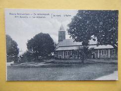NIEUW ANTWERPEN. La Mission. L'Eglise. - Belgian Congo - Other