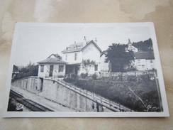 St Lothain La Gare  18_12 C - Gares - Sans Trains