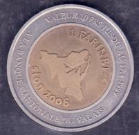 SION 2006 : 1 Farinet - Validité Jusqu'au 17.4.1999 - Suisse