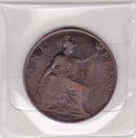 1 Penny - Victoria - 1900 - 1816-1901 : Frappes XIX° S.