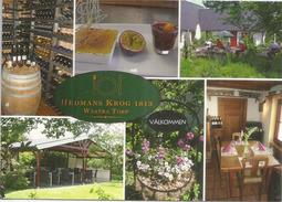 L'expérience Culinaire Suédoise, Restaurant Fameux Hedmans Krog (Scania County), Carte Postale Neuve, Non Circulée - Restaurants