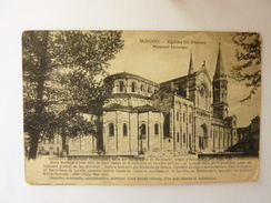 MACON - Eglise St Pierre - Macon