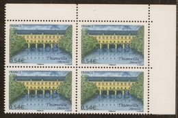 -FRANCE-2006-Un Bloc De Quatre (4) YT N°3952** THIONVILLE Le Pont écluse Sud De Cormontaigne 0.54€ CDF - Nuevos