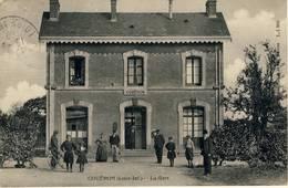 Coueron-La Gare-Dugas Et Ciue - L.I 960 - France