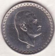 Egypte. 50 Piastres 1970 – AH 1390. President Nasser. Argent.  KM# 423 - Egypte
