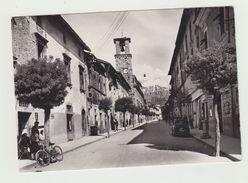 AMATRICE CORSO UMBERTO I - CARTOLINA NON VIAGGIATA - ITALY POSTCARD - Rieti