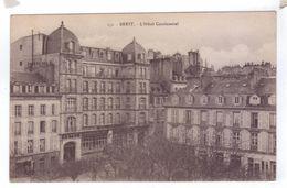 29 BREST Hotel Continental - Beuzec-Cap-Sizun