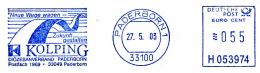 Freistempel 5140 Diözesanverband Kolping - [7] République Fédérale