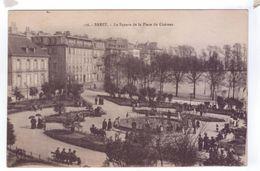 29 BREST Square De La Place Du Chateau - Beuzec-Cap-Sizun