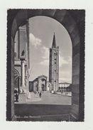FORLI - SAN MERCURIALE - VIAGGIATA VERSO NAPOLI- VOMERO 1960 - ITALY POSTCARD - Forlì