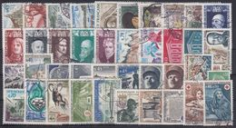FRANCIA 1969 Nº 1582/1620 AÑO COMPLETO USADO - Francia