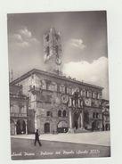 ASCOLI PICENO - PALAZZO DEL POPOLO ( SECOLO XIII) - VIAGGIATA 1964 - ITALY POSTCARD - Ascoli Piceno
