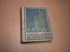 Ieper - Ypres / De Dood Van Yper - Libros, Revistas, Cómics