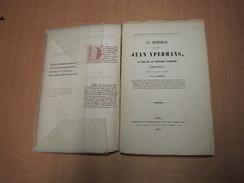 Ieper - Ypres / La Chirurgie De Maître Jean Ypermans - Bücher, Zeitschriften, Comics