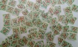 Italia - Lotto 100 Francobolli Da 250 Lire Castelli Usati - Interessante Per Studio Catalogazione E Scoperta Di Varianti - Lotti E Collezioni