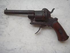 """Pistolet """"style Lefaucheux""""   !!!!! - Armes Neutralisées"""
