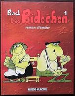 BD LES BIDOCHON - 1 - Roman D'amour - Rééd. 2001 Fluide Glacial - Bidochon, Les