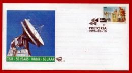 RSA, 1995, Mint F.D.C., MI 6-15, C.S.I.R. - Brieven En Documenten