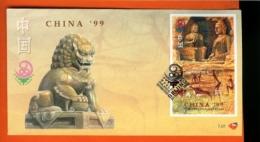 RSA, 1999, Mint F.D.C., MI 7-07, Block Exhibition China 99 - South Africa (1961-...)