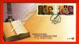 RSA, 2000, Mint F.D.C., MI 6-125, Anglo Boer War, Writers Decorations - Zuid-Afrika (1961-...)