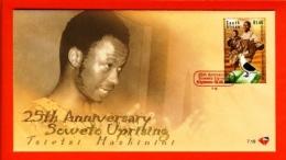 RSA, 2001, Mint F.D.C., MI 7-18, Soweto Uprising - Zuid-Afrika (1961-...)