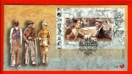 RSA, 2002, Mint F.D.C., MI 7-38, Anglo Boer War - Zuid-Afrika (1961-...)