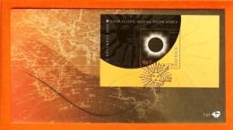 RSA, 2002, Mint F.D.C., MI 7-51, Block 93 Solar Eclipse - Zuid-Afrika (1961-...)