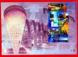 RSA, 2003, Mint F.D.C., MI 7-61, Block Engineering - Zuid-Afrika (1961-...)