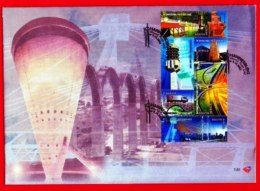 RSA, 2003, Mint F.D.C., MI 7-61, Block Engineering - South Africa (1961-...)