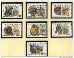 TANZANIE:  1442/48 Faune Parc National Mikumi (neuf Sans Charniere)** - Tanzanie (1964-...)