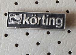 Gorenje Koerting TV Television SLOVENIA Pin - Mass Media