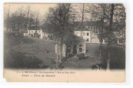 Diest - Porte De Hasselt (li Onder En Re Boven Hoekje Af) - Diest