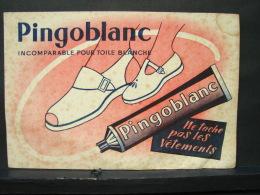 Buva. 4. Pingoblanc - Chaussures