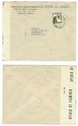 Palestine // 1945 //  Lettre Censurée  Pour La Suisse - Palestine
