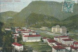 Italie   SAN PELLEGRINO  -  PANORAMA - Italia